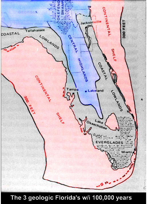 History Of Keys Geology