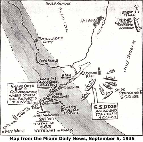 The Great Labor Day Hurricane Of 1935 Watts Up With That