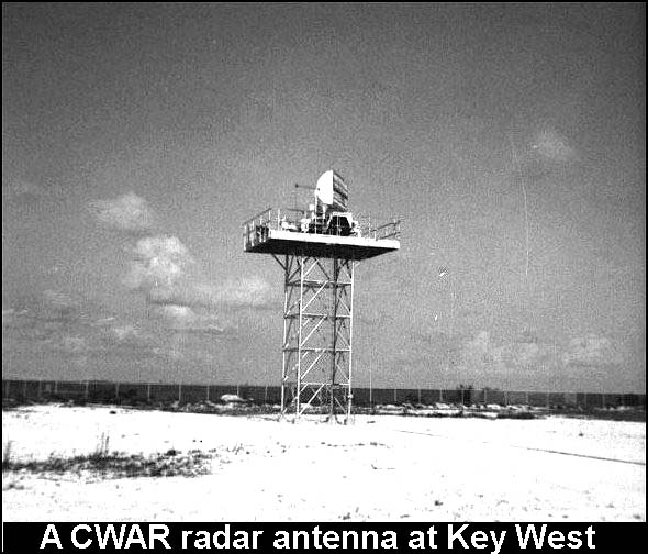 CWAR Antenna at Key West