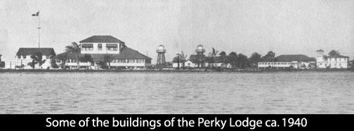 Perky Lodge 1940