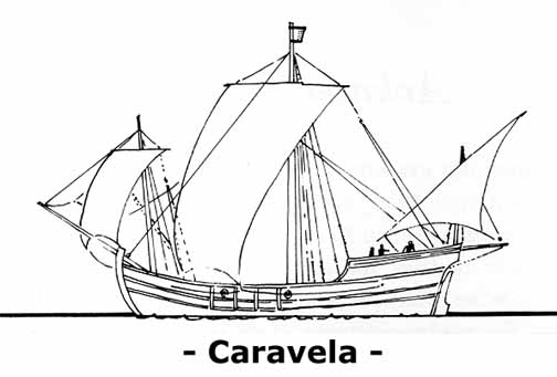 Early spanish sailing ships larger than the aforementioned ships a caravela probably would be between 100 and 150 tons the foremast was raked leaned forward publicscrutiny