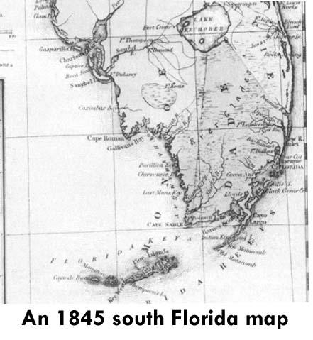 Road Map South Florida.Florida Maps